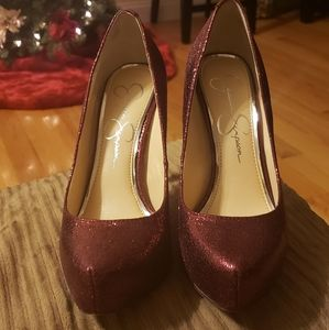 Ruby Slippers - Excellent Condition